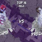 TOP 16 | MALE KRUMP BATTLE | VKRUMP VS PREDATOR | KRUMPACT 2020