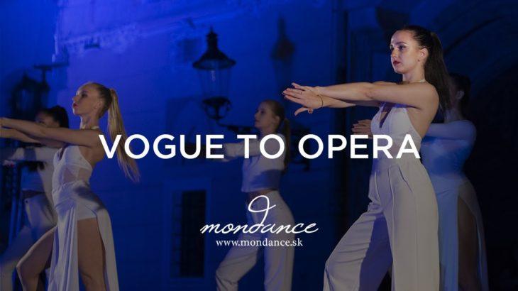 VOGUE TO OPERA | DIVA DANCE