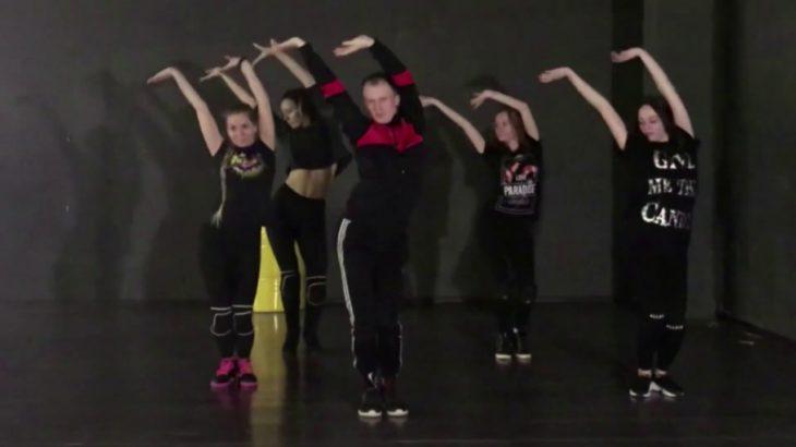 ВОГ! Александр Савчук! Классно танцуют вог. Vogue dance