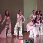 Vogue girls  Theatre Tribal Dance Full Moon