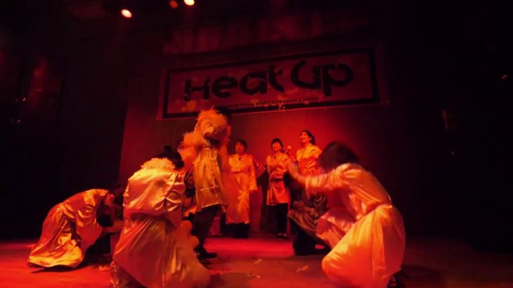 Waack to the Disco! (Lil'LOCA number) HEAT UP vol.47 DANCE SHOWCASE