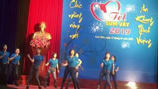 Xuân yêu thương – Bebop, CLB Thúy Nguyễn Dance