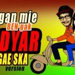parodi dance monkey mangan mie ben gak modar- versi reggae terbaru 2020- tones and i-cak ikin