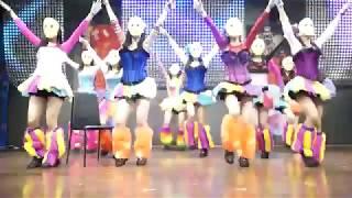 仮面女子ダンス   ♪ 本能寺の変 ♪  ★最高の地下アイドル★ 前進あるのみ!