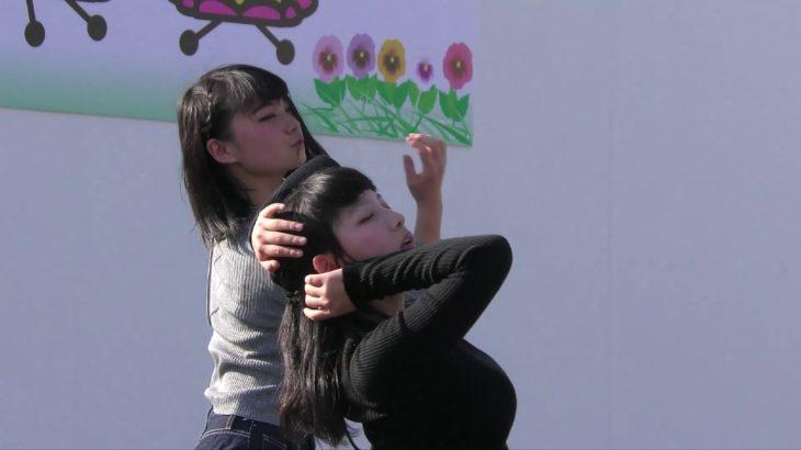 神戸まつり 女子高生ダンスチーム② セクシーでかわいいガールズダンス